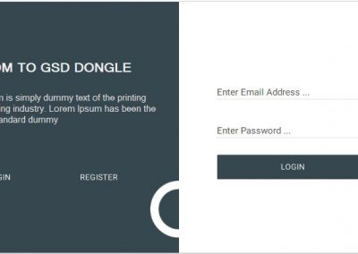 Login And Register